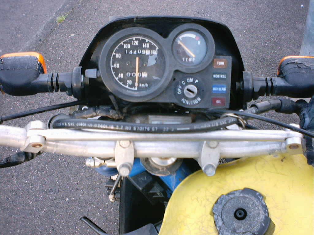 TS250X