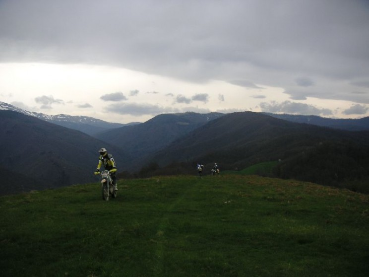 5 hills