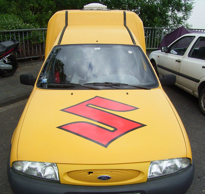 Suzuki rulez