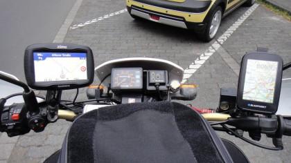 Zumo 390 und Motopilot