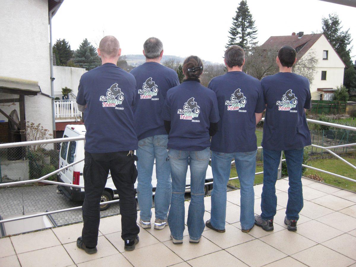 Spunk Rallye Team