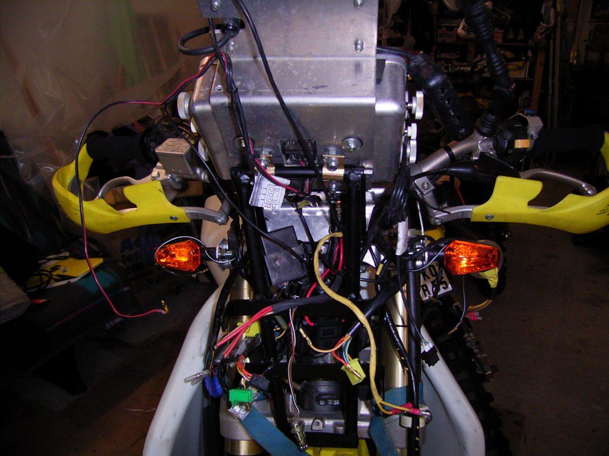 Rallye DRZ 400
