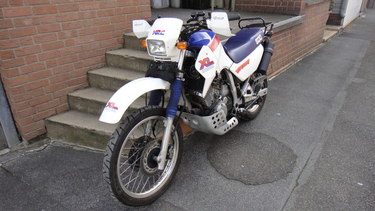 Mit RD03 Motorschutz