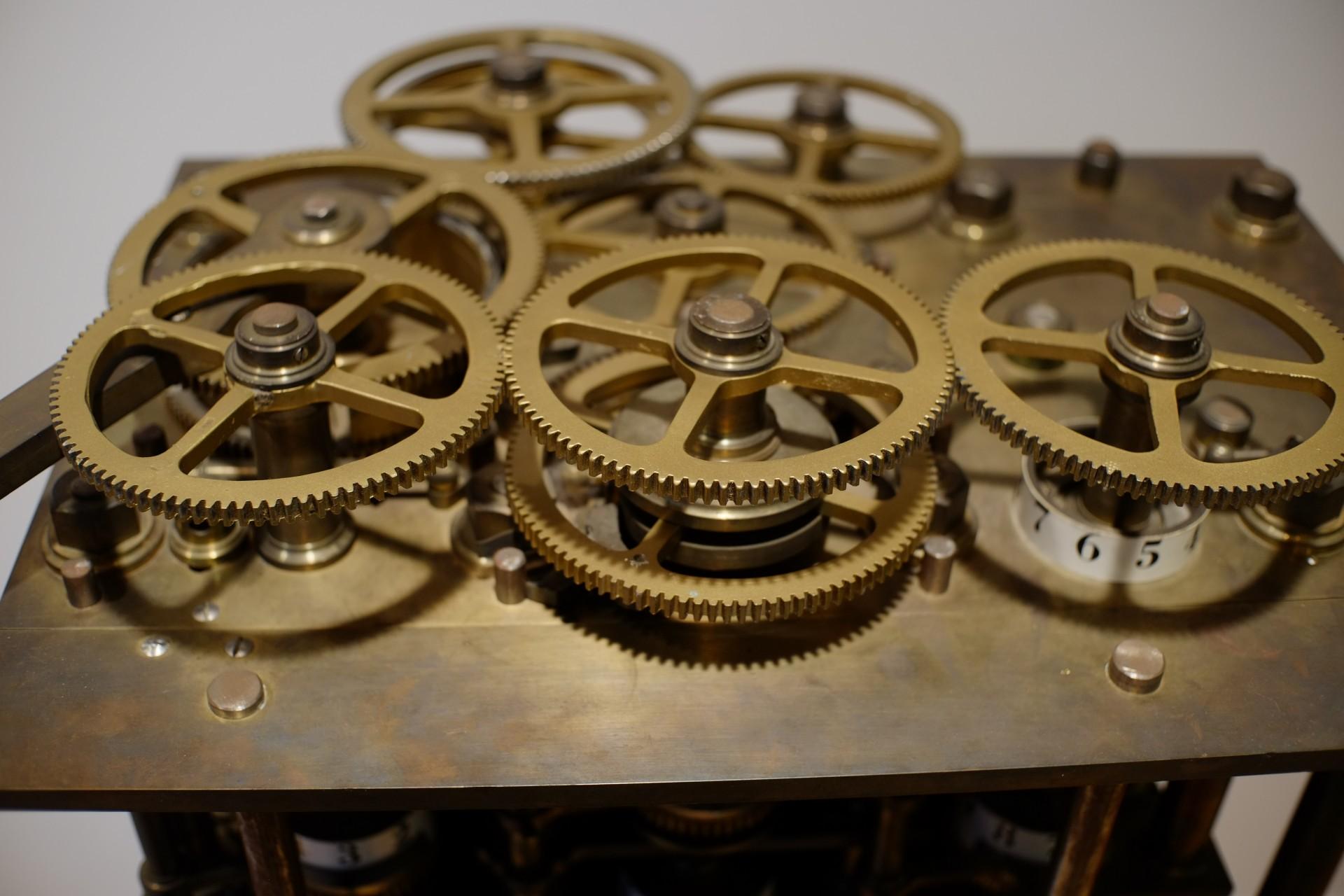 Arithmeum 1/60sec ISO-500 25mm