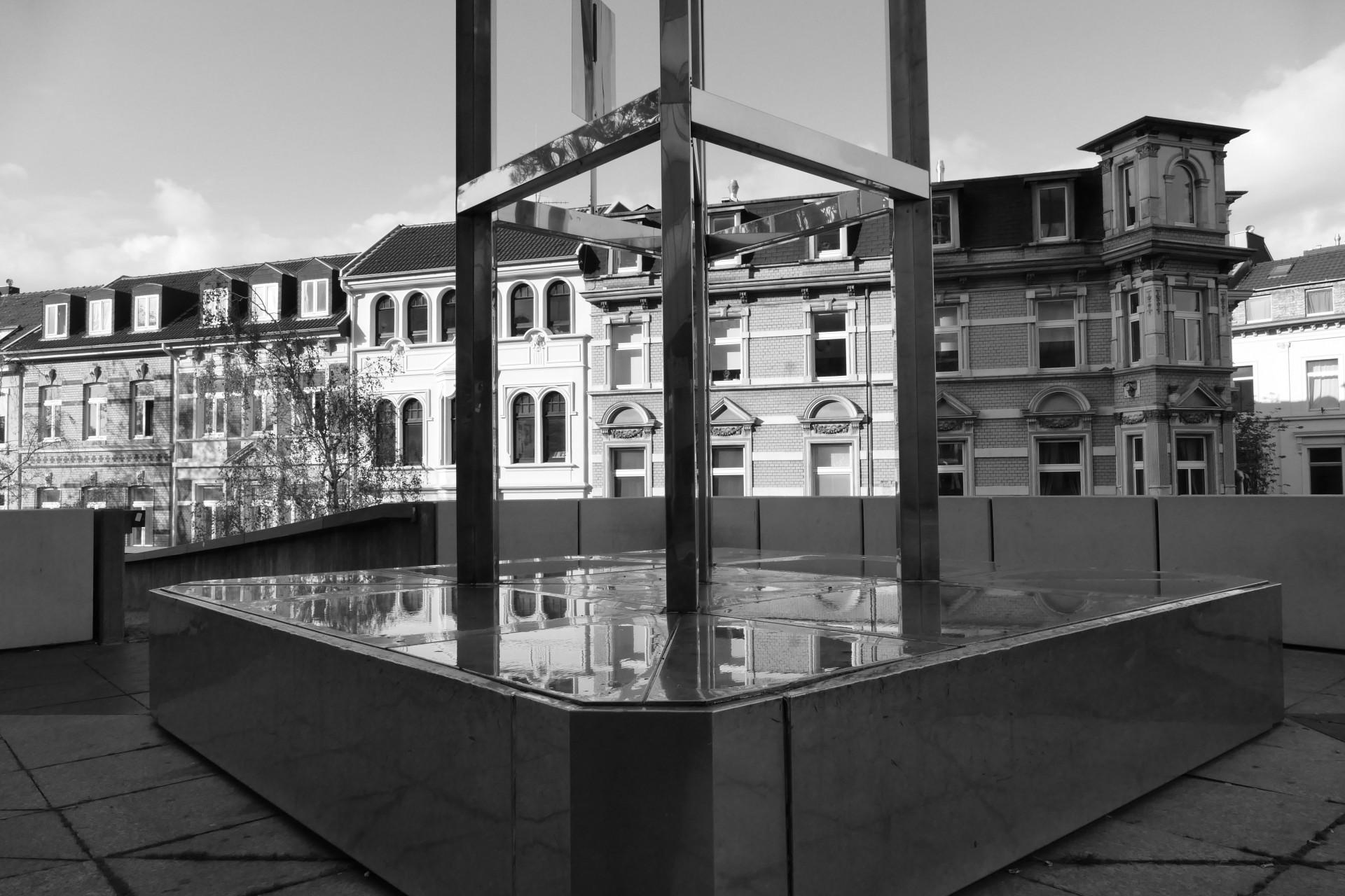 Ausblick Stadthaus auf Maxstrasse